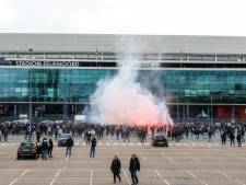 Gemist? Feyenoordsupporters dringen Kuip binnen en Songfestival nu echt begonnen