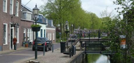 Dorpstraat in Lopik ruim twee maanden dicht voor herstel kademuur