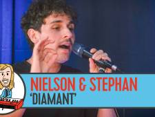 Nielson met 'Diamant' in Stephan's Pianobar