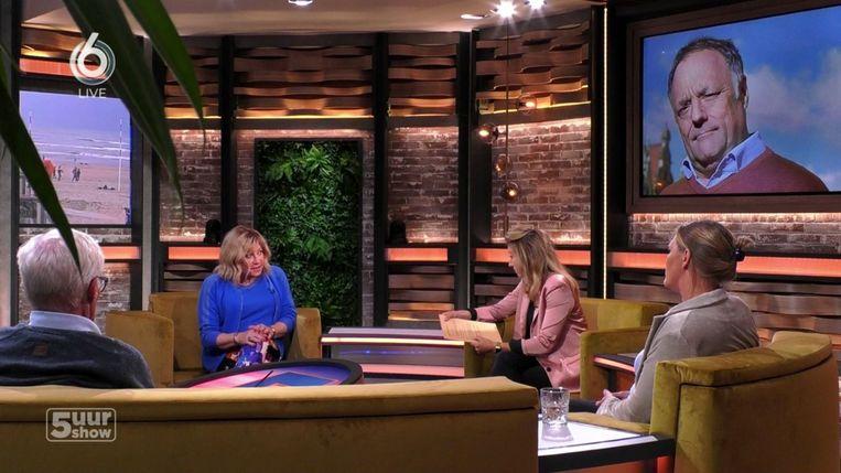 5 Uur Show, SBS6.     Beeld