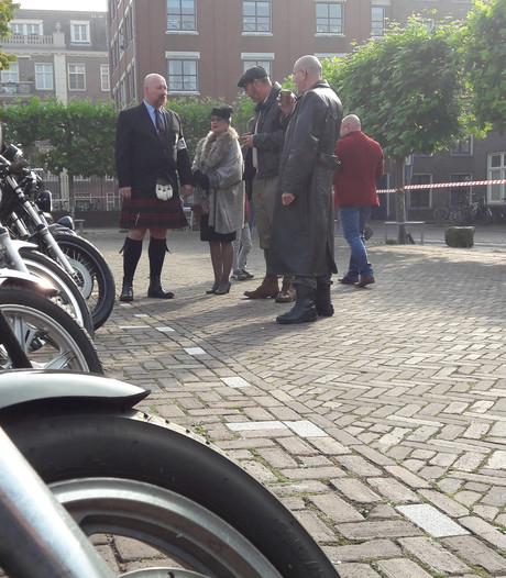 Distinguished Gentlemens Ride van start in Wageningen