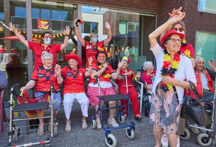 Red Challenge Bierbeek WZC 'd Eycken Brug