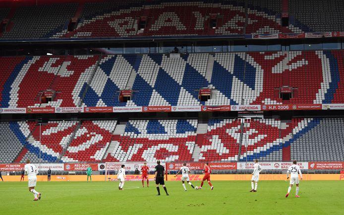 Bayern München – Eintracht Frankfurt was zaterdag de best bekeken wedstrijd op FOX Sports.