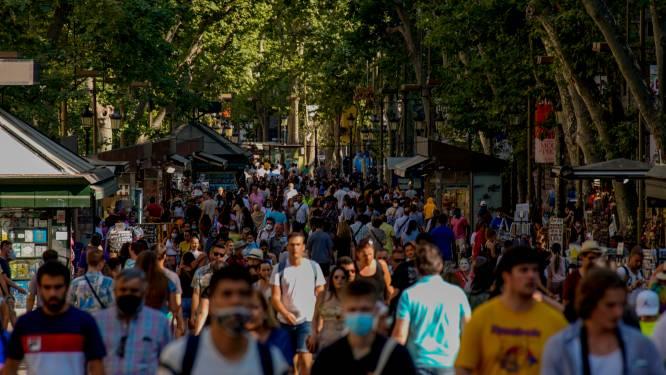 Avondklok verlengd in Barcelona, Salou en Sitges, maar Portugal neemt er afscheid van