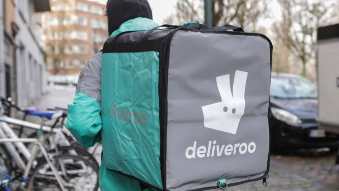 Carrefour in zee met Deliveroo