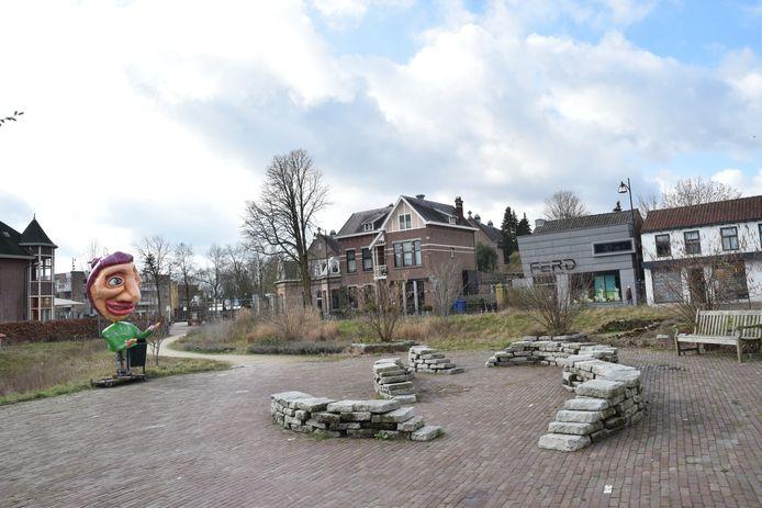In 2019 nam de Stichting Ballefruttersgat alvast een voorschot op bouwhal in de 'gemeentetuin' van Goirle.