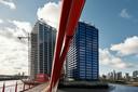 London City Island, een van de projecten van Snijders Ingenieursgroep in opdracht van Byldis.