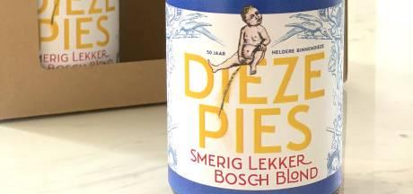 Bier Diezepies als ode aan de Binnendieze en aan Dieske