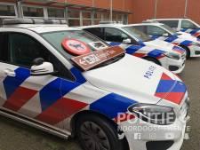 Ootmarsumse meiden naar Halt na stelen verkeersborden