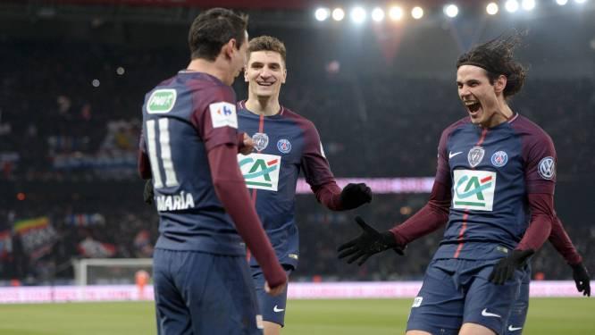 Avec Meunier, le PSG étrille à nouveau l'OM en Coupe