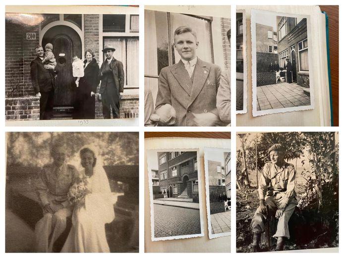 De oude foto's van Rutger Jan Nicolaas Kooij.