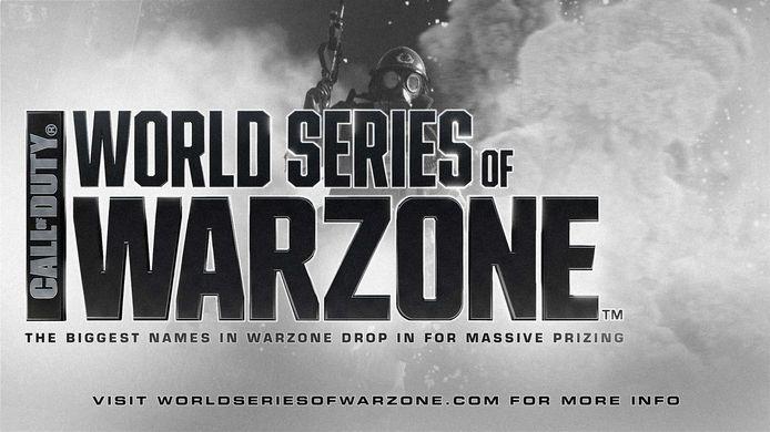 Activision heeft de grootste Call of Duty Warzone-competitie tot nu toe aangekondigd. De World Series of Warzone heeft een prijzenpot van 1,2 miljoen dollar (982.000 euro).