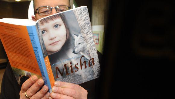 Het boek van Misha Defonseca.