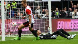 Feyenoord houdt Real Sociedad en Januzaj in bedwang