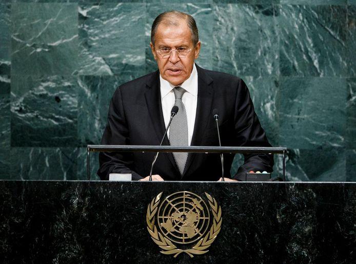 Sergej Lavrov, Russische minister van Buitenlandse Zaken