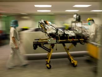 OVERZICHT. Gisteren 421 hospitalisaties, al meer dan 3.200 mensen met Covid-19 in het ziekenhuis