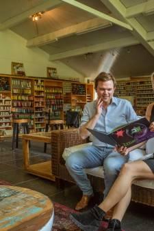 Janet Korpershoek uit Nieuwleusen maakt kinderboek voor onderzoek naar hersenstamkanker