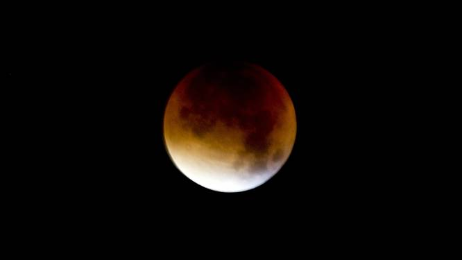 Kijk omhoog! Volgende vrijdag totale maansverduistering