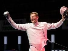 Bijzondere prestatie Verwijlen: Schermer voor vierde keer naar Olympische Spelen