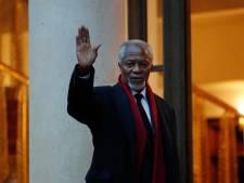 "Kofi Annan: ""On est dans le pétrin"""