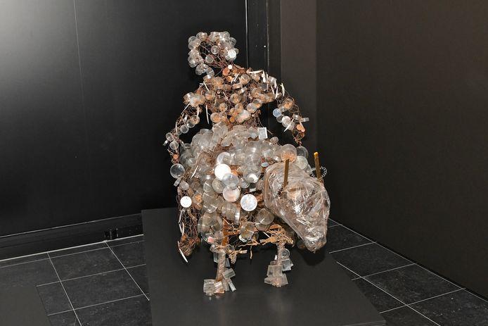 Het oeuvre van Josette Rispal is divers.