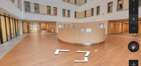 Vous pouvez visiter le CHC MontLégia... sur Google Maps