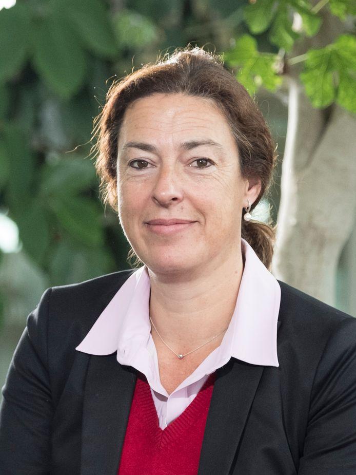 Wethouder Gitta Luiten.