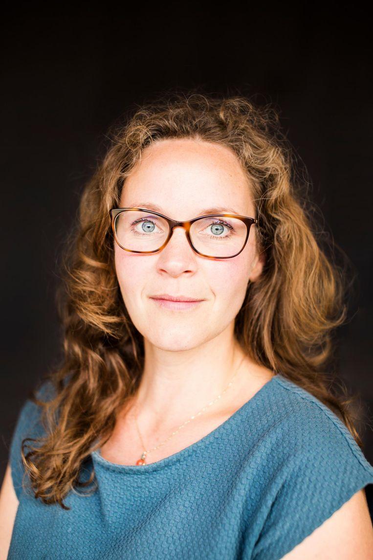 Verloskundige Marieke van Groesen Beeld Eva Plevier