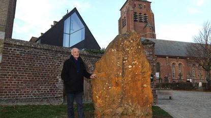 Miljoenen jaar oude 'oersteen' aan bezoekerscentrum