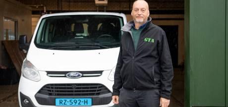 De Groene Taxi uit Almelo laat Soweco niet zomaar verdwijnen: 'Veel aan te danken'