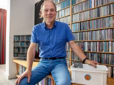 Theo van der Horst: muziekman met fitnesshorloge