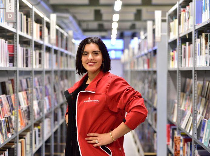 Het Goudse gemeenteraadslid Sophie Heesen (PvdA).