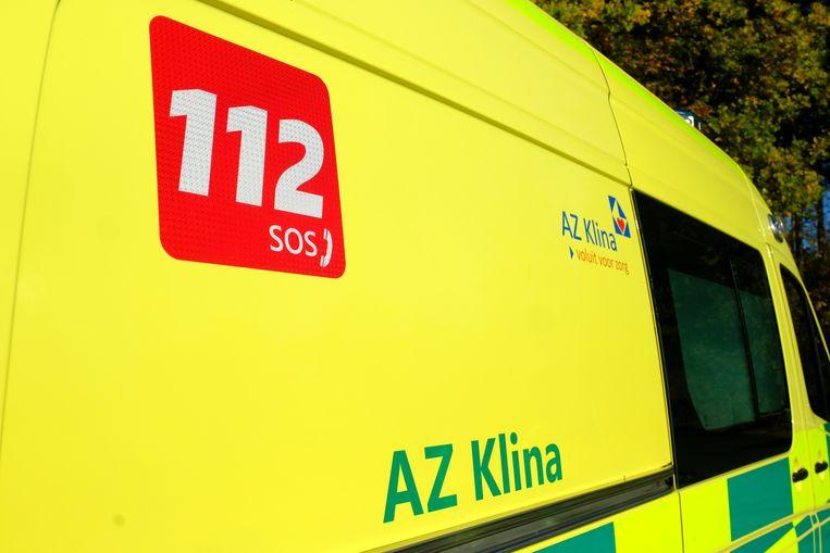 AZ Klina heeft een tweede ziekenwagen op De Mick.