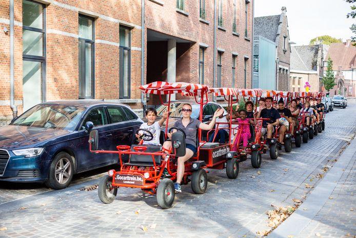 Autoloze zondag 2021 staat in het teken van duurzame mobiliteit.