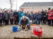 Oisterwijk krijgt vandaag zijn laatste zeven struikelstenen