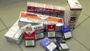 Monsterboete van 161.000 euro voor grote hoeveelheden sigaretten, roltabak en drank
