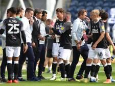 Vrije trap Rooney laat Cocu en Derby County dromen van play-offs