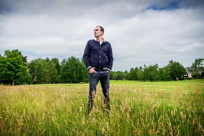 Wouter olde Heuvel is vijf weken na zijn hersenbloeding inmiddels op tachtig procent van zijn eigen kunnen, zegt de voormalige schaatser zelf.