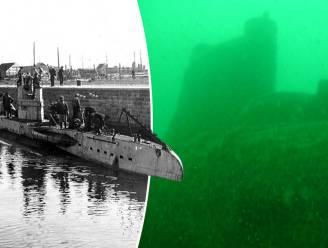 Gezonken WOI-duikboot voor onze kust geeft geheimen prijs