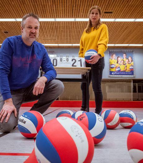 Volleybalteams kennen hun indeling, vrouwen Volco klimmen op naar tweede divisie