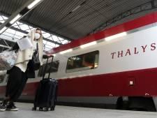 60% de Thalys en moins à partir d'octobre
