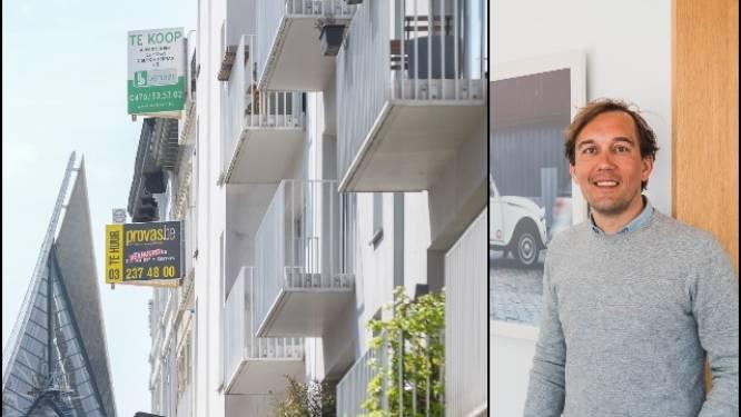 """REEKS. Hoe corona Antwerpen veranderde: """"Panden met tuinen zijn geen goud meer waard, maar diamant"""""""