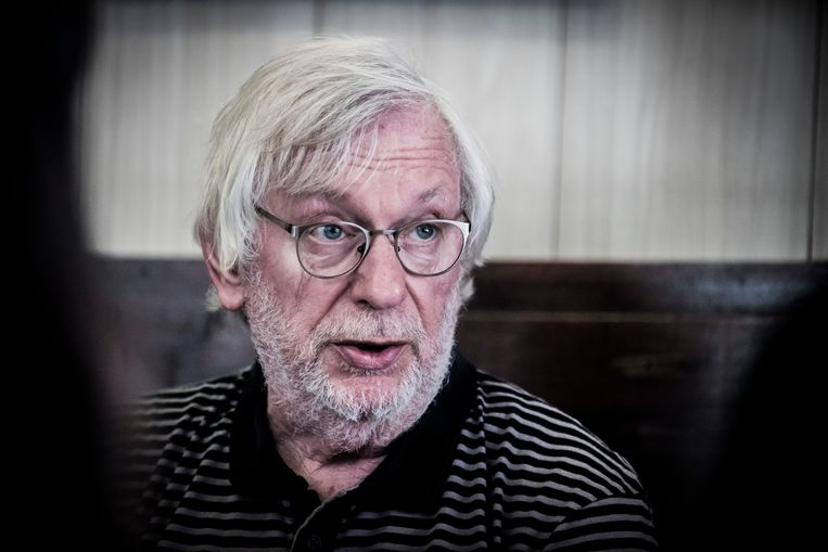 Gui Polspoel: 'Een burgerpanel zoals Van Reybrouck voorstelt. Ik wil wel hoor, maar even serieus...' Beeld Karel Duerinckx