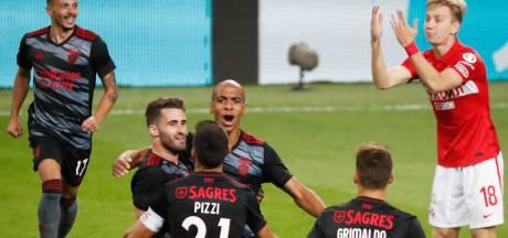 Benfica en PSV liggen op koers voor herhaling van Europa Cup 1-finale