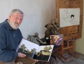 Oostrozebeekse kunstenaar Zjors exposeert in De Panne en Veurne
