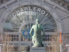 Un chantier démarre à la gare de Charleroi-Sud et il va durer quelques années