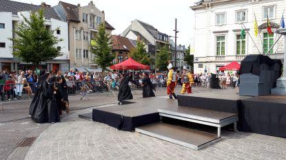 Egmont fleurt Zottegem 450 jaar na onthoofding op