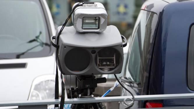 10% van chauffeurs geflitst bij snelheidscontroles