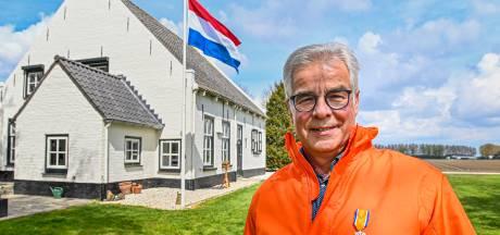 Simon de Feijter is onmisbaar in Dinteloord: 'Genietende mensen, daar doe ik het voor'