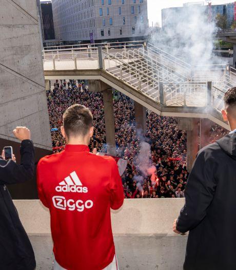 Halsema: gemeente wil Ajax bij kampioenschap eren, maar huldiging blijft verboden